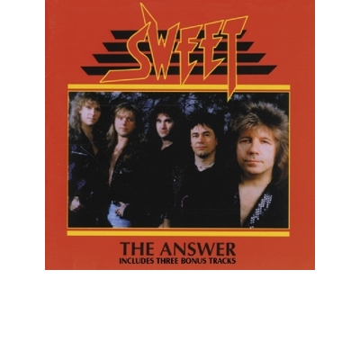 Answer  (1992 Album, Incl. 3 Bonus Tracks)
