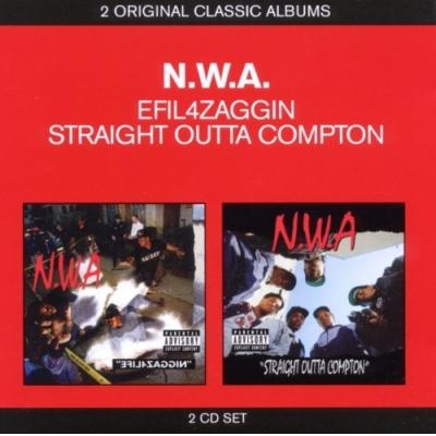 2in1 (Efil4zaggin/Straight Outta Compton) 2 CD