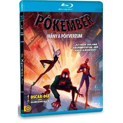 Pókember - Irány a Pókverzum Blu-Ray