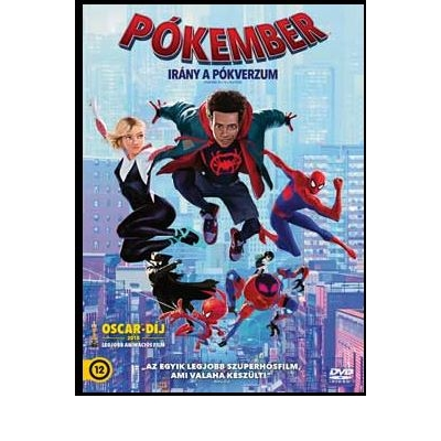 Pókember - Irány a Pókverzum DVD