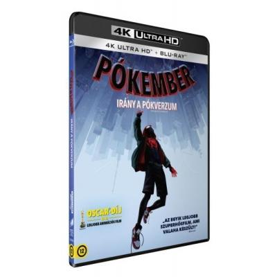 Pókember - Irány a Pókverzum (UHD+Blu-Ray)