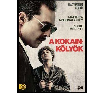 A kokainkölyök DVD