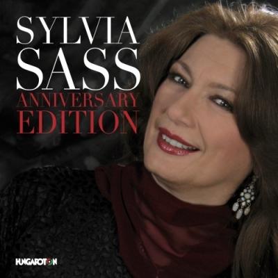 Sass Sylvia: Jubileumi kiadás (2 CD)