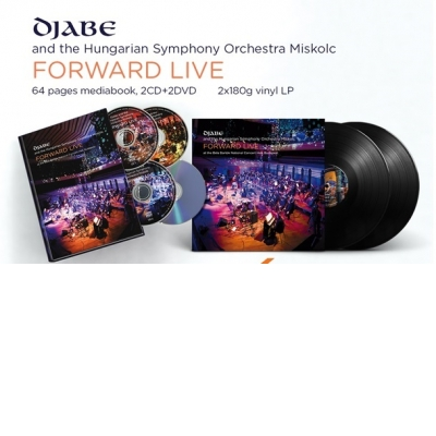 Forward Live at Bartók Béla Nat.Conc.Hall (2LP)