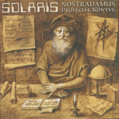 Nostradamus - Próféciák könyve (Book of Prophecies)
