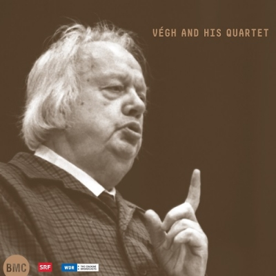 Végh and his Quartet (2CD)