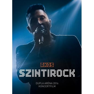 Szintirock - Dupla Aréna 2016 Koncertfilm DVD