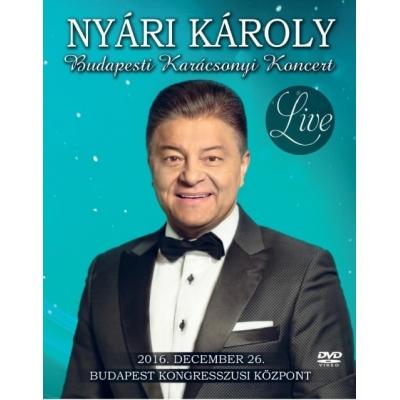 Budapest Karácsonyi koncert 2016 DVD