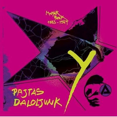 Pajtás daloljunk Y (punk válogatás' 83-'87) LP