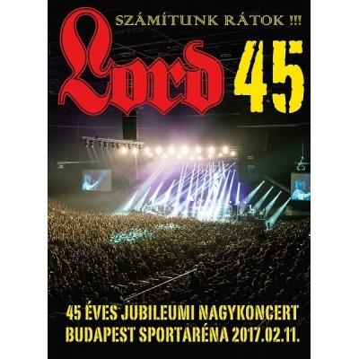 45 Aréna koncert - Számítunk rátok! Digi 2CD+DVD