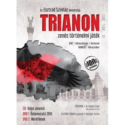 Trianon (2DVD/CD/Emlékkönyv) (Rockopera)