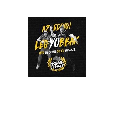 AZ EDDIGI LEGYOBBAK (limitált példányszámú MP3 CD)