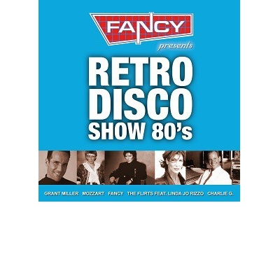 Retro Disco Show 80's (2CD)
