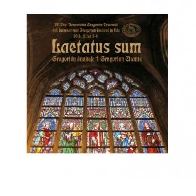 Laetatus Sum  (Gregorián énekek)