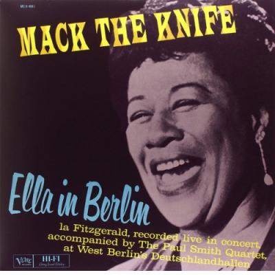 Mack The Knife: Ella In Berlin (180g) (Limited Edition)LP