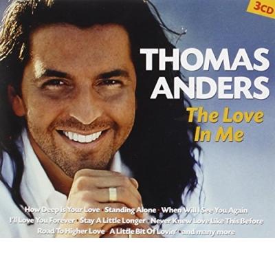 The Love in Me (3 CD)