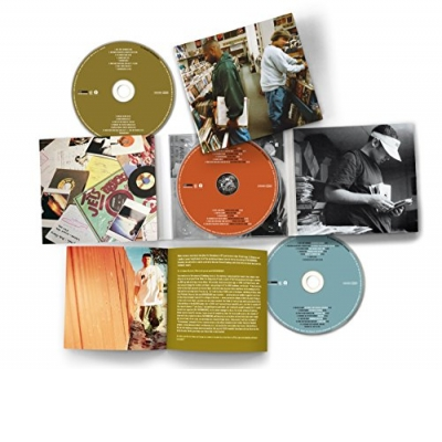 Endtroducing (20th Anniversary Edition-3CD)