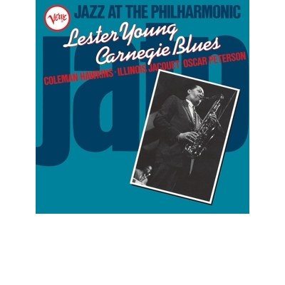Jazz At the Philharmonic: Carnegie Blues LP