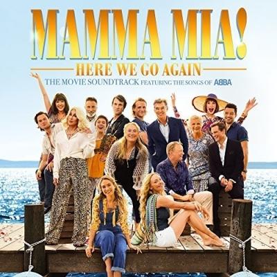 MAMMA MIA! HERE WE GO AGAIN 2LP