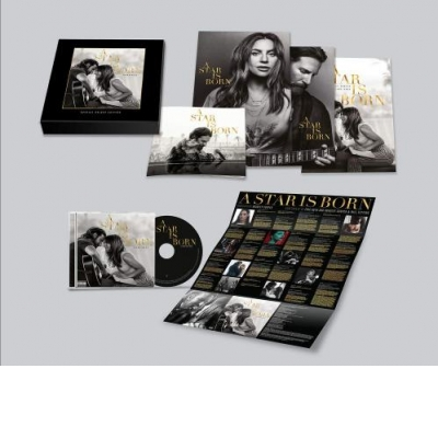 A STAR IS BORN Deluxe CD
