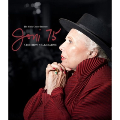75: A BIRTHDAY CELEBRATION DVD
