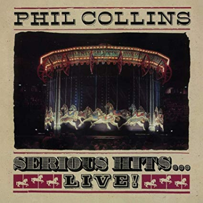 SERIOUS HITS... LIVE! (REISSUE)