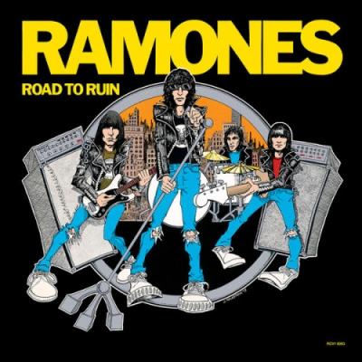 "ROAD TO RUIN REMASTERED (140 GR 12"" BLUE-LTD.LP)"