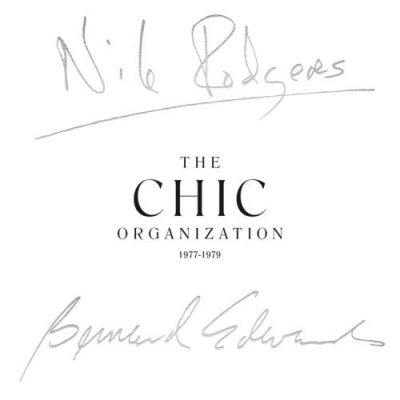 "THE CHIC ORGANIZATION 1977-79 (6LP /180 GR 12""-LTD.)"