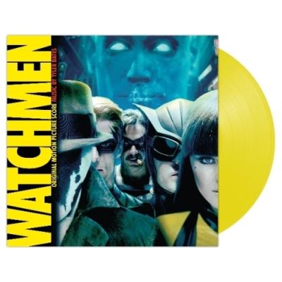 """TYLER BATES: WATCHMEN (140 GR 12"""" YELLOW) OST LP"""