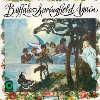 "BUFFALO SPRINGFIELD AGAIN (MONO) 180 GR 12""-LTD. LP"