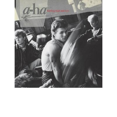 "HUNTING HIGH ND LOW (140 GR TRANSLUCENT 12""-LTD.) LP"