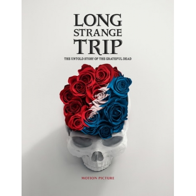 LONG STRANGE TRIP: THE UNTOLD STORY OF THE Grateful Dead (2 db Blu-Ray)