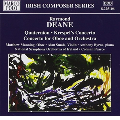 Irish Composer Series - Raymond Deane