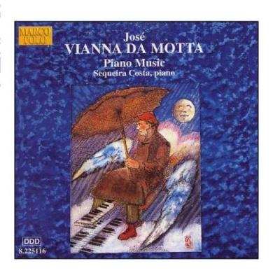 Vianna Da Motta: Piano Music