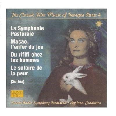 Auric: Symphonie Pastorale (La) / Macao, L'Enfer Du Jeu