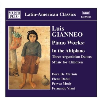 Gianneo: In The Altiplano / Music For Children