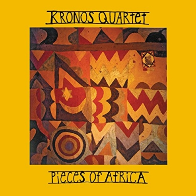 Pieces of Africa [Vinyl LP]