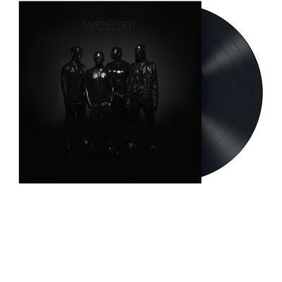 "WEEZER (Black Album)(140 GR 12"")LP"