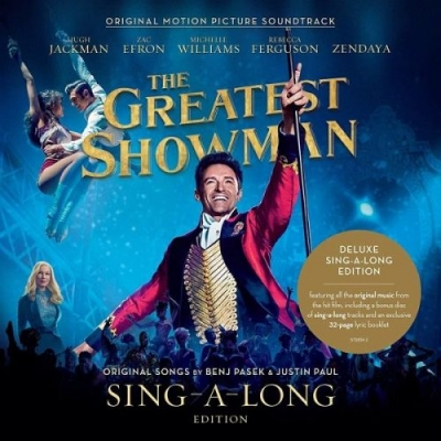 The Greatest Showman (Sing-A-Long Edition)2CD