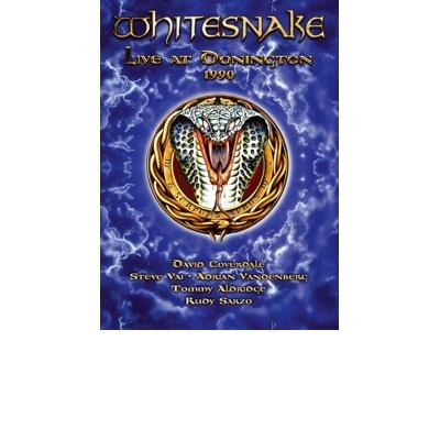 Live At Donington 1990 DVD