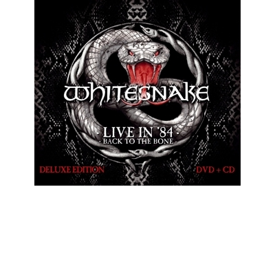 Live in 84 - Back to the Bone DIGI CD+DVD