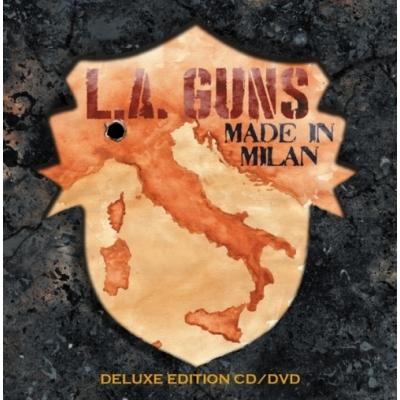 Made In Milan (CD+DVD)