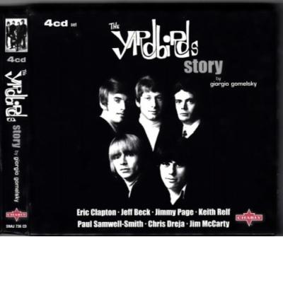 Yardbirds Story 4CD