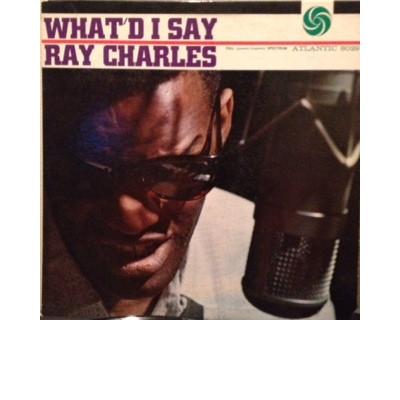 """WHAT'D I SAY (140 GR 12""""LP)"""