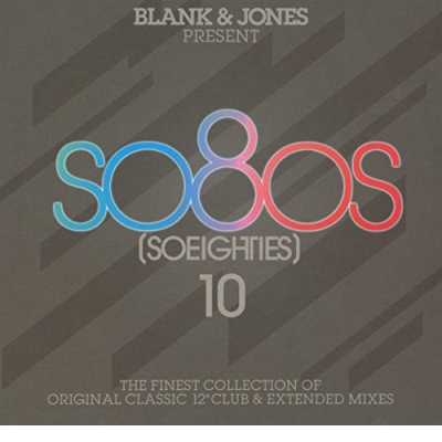 Blank & Jones Present So8os [So Eighties] 10 (3 CD)