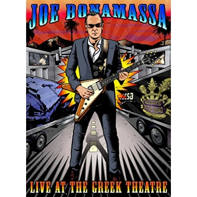 Live At The Greek Theatre (2DVD)