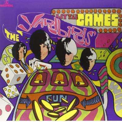 Little Games LP