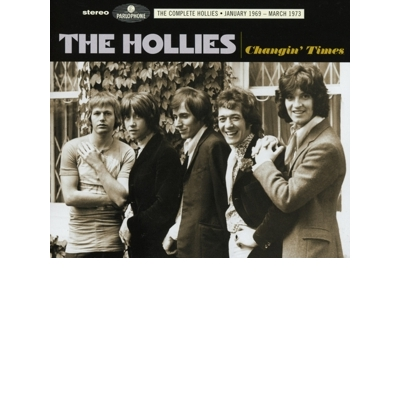 CHANGIN' TIMES: THE COMPLETE HOLLIES 1969-1973 5CD