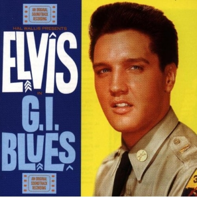 G.I Blues + Blue Hawaii