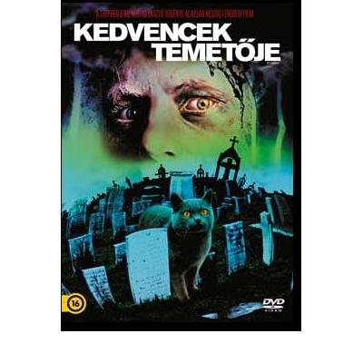 Kedvencek temetõje (1989) DVD